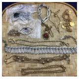 Vintage Sarah Coventry Chains and Necklaces