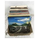 Collection of Vinyl LPs - 55+ LPs