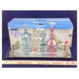 Davco Handblown Perfume Bottles