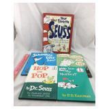5 Dr. Seuss books