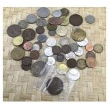 Nice Selection of Foreign Coins