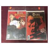 2 Dark Shadows Comics
