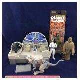 Star Wars & Planet of the Apes Toys