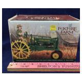 Ertl Foxfire Farm John Deere Tractor NIB