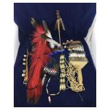 Collection of Native American Items