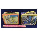 Vintage Hanna-Barbera Tin Lunchboxes