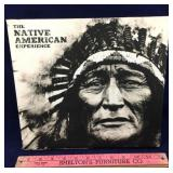 The Native American Experience Book