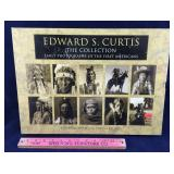 Edward S. Curtis Native American Photo Book