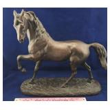 Vintage Austin Productions Horse Sculpture
