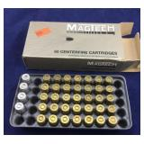 Partial Box of Magtech Centerfire Cartridges
