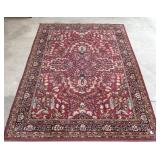 Antique Persian rug