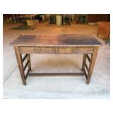 Primitive Oak Island Table
