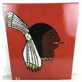 Native American Art on Canvas