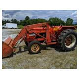 Allis Chalmers 5040 with Loader