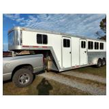 2004 Featherlite Horse Trailer