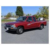 1993 Toyota Pickup with 59k Miles