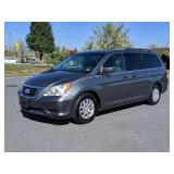 2009 Honda Odyssey EXL