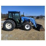New Holland TN75D