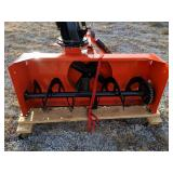 Land Pride Snow Blower