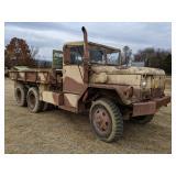 M35 6x6 Military Cargo Truck