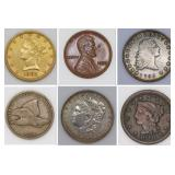 Cupp Collection Coin Auction Part Two