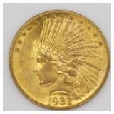 1932 Indian Head Double Eagle