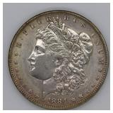 1881 Carson City Morgan Silver Dollar