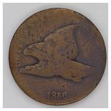1856 Flying Eagle