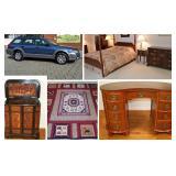 Antiques, Fine Furniture, Subaru Outback