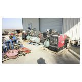 4 Lincoln Portable Welders