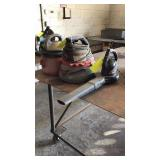 Toro Electric Blower And To Shop Vac