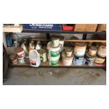 Bottom Shelf Miscellaneous Epoxy Paint