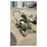 E X Mark Riding Lawn Mower