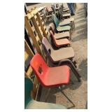 18 Misc Chairs
