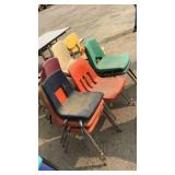16 Misc Chairs