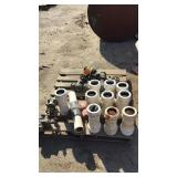 Pallet Of Compression Fittings