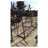 7 1/2 Ft. Wide X 5ft. Tall Pipe Racks