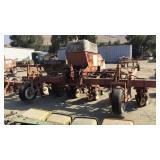 Cyclo 6 Row Planter