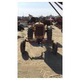 Allis Chalmers Tractor Model C