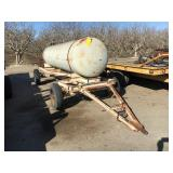 1000 gallon trap wagon four wheel