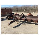 12 foot drag scraper