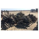 Six Pallets Of Firewood