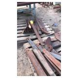 2 Pallets Of Shanks And Bars