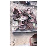 Pallet Of Disc Scrapers