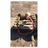 Mics. Front Ends For Single Wheel Tractor