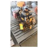 Lister Engine Ser#: 4315sr2z15 12 H. P.