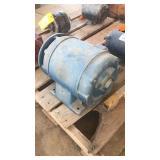 Large Blue Motor Ser#:13rm7210815