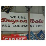 Snap-on sign