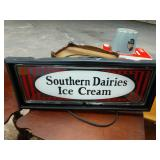 Southern Dairies Sign