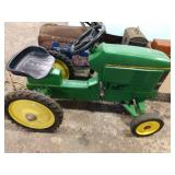 JD Peddle Tractor